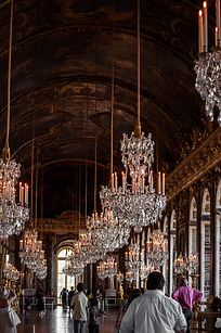 Excursión de medio día a Versalles desde París