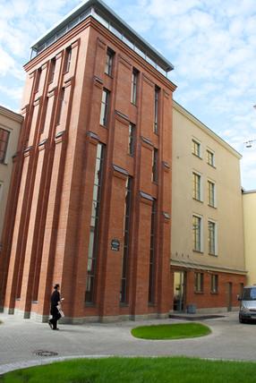 Александринский театр. Новая сцена