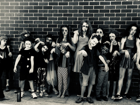 Music Video Production - Zombies