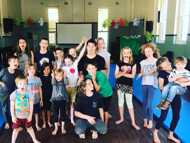 Breakdance/Acrobatics Crew