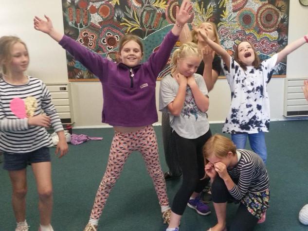 Exploring emotions - Improvisation workshop