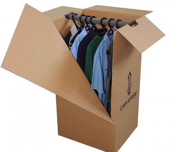 scatole per traslochi Milano