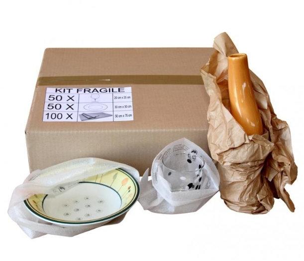 Kit fragile