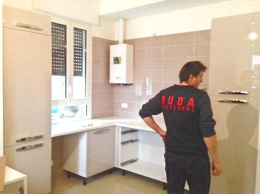 Duda montaggio cucine Milano