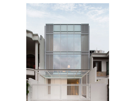 House 13 Featured in Archdaily