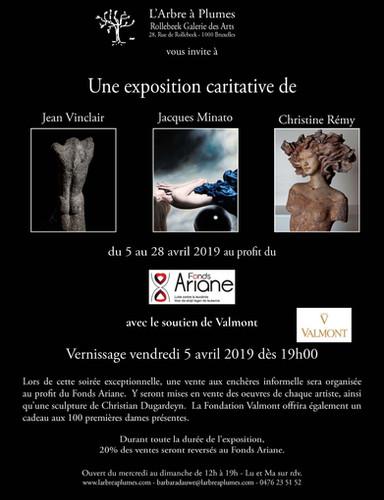 Exposition pour le Fonds Ariane