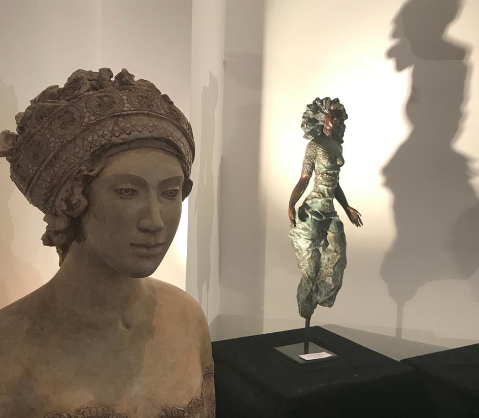 Bronze et Terra cotta