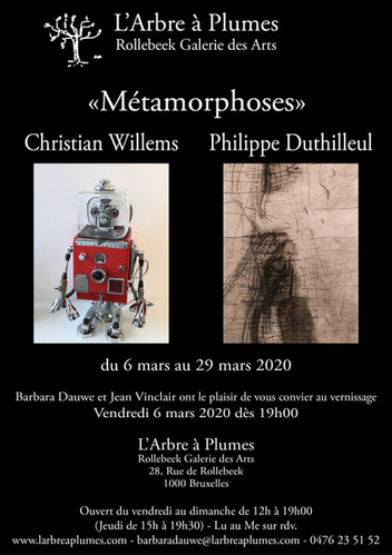 "Exposition"" Métamorphoses"""