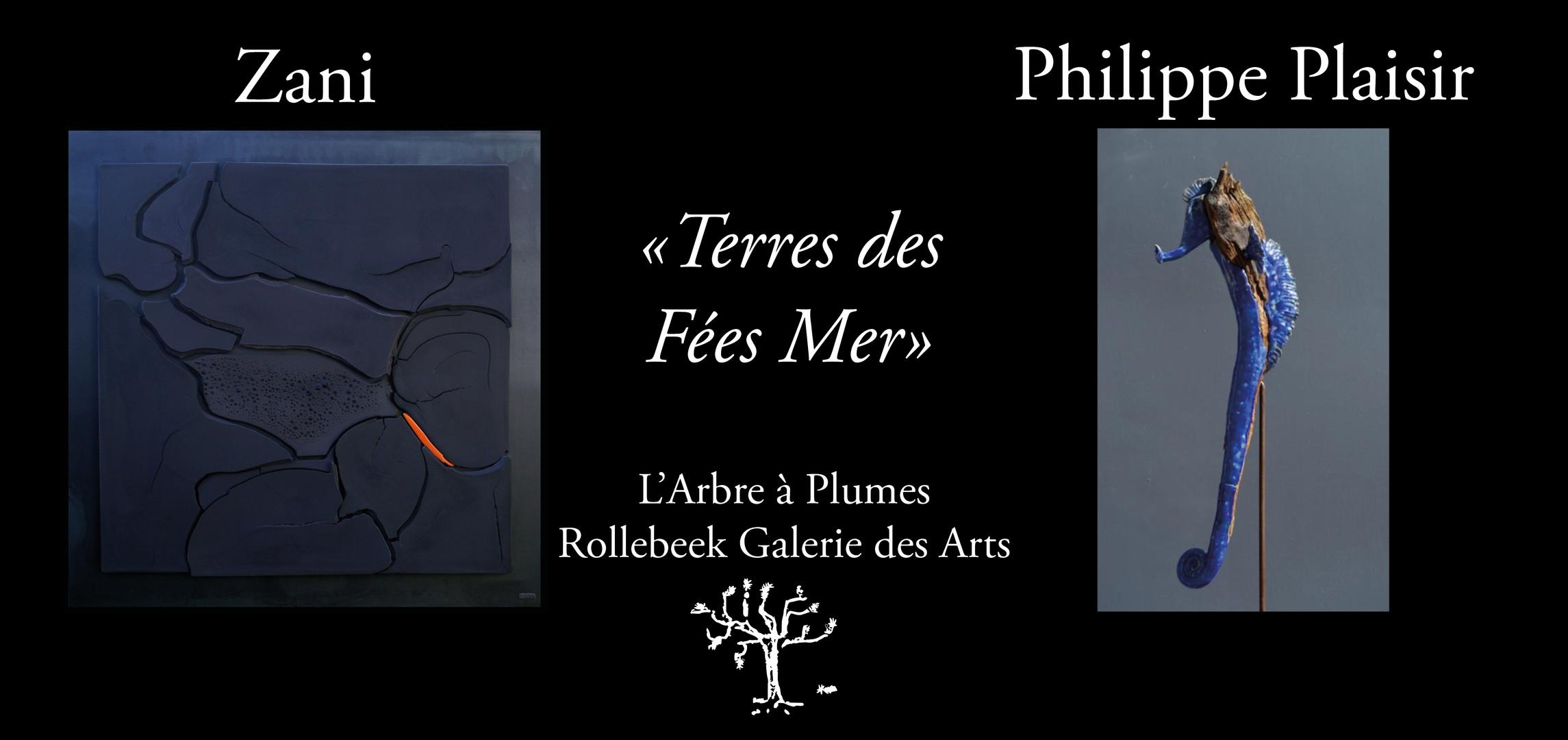 Zani et Philippe Plaisir