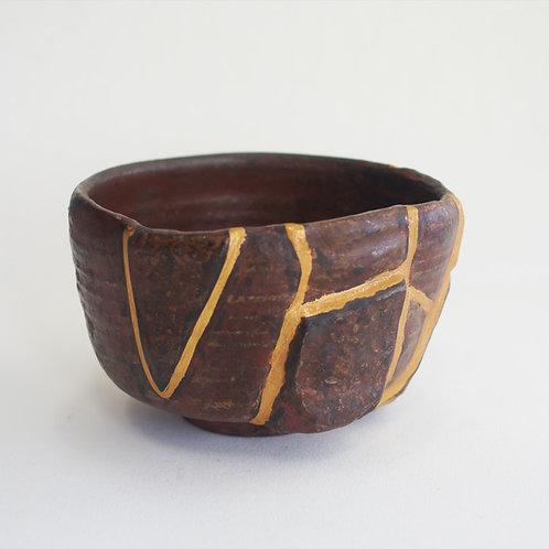 No.019 Bizen Chawan (Tea Bowl)