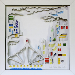 The bridge- Radu Stefan Poleac, Cut Art