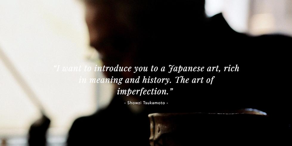 """Conférence: «Escale au Japon  De la Voie à la cicatrice dorée."""""""