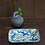 Thumbnail: No.017 Old Imari Blue and White Square Plate