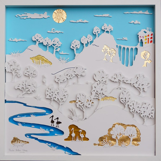 Golden hills- Radu Stefan Poleac, Cut Ar