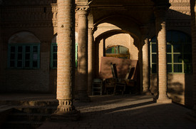 Ecole Zoroastrienne, Yazd
