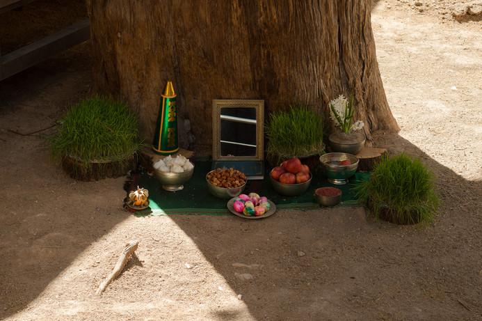 Haft Sîn  pour Nowruz
