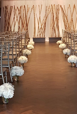Wedding Ceremony at  The Forth
