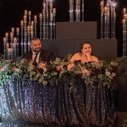 A & E's Wedding Reception