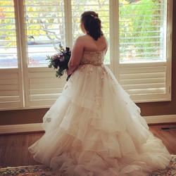 Ally's Wedding Day