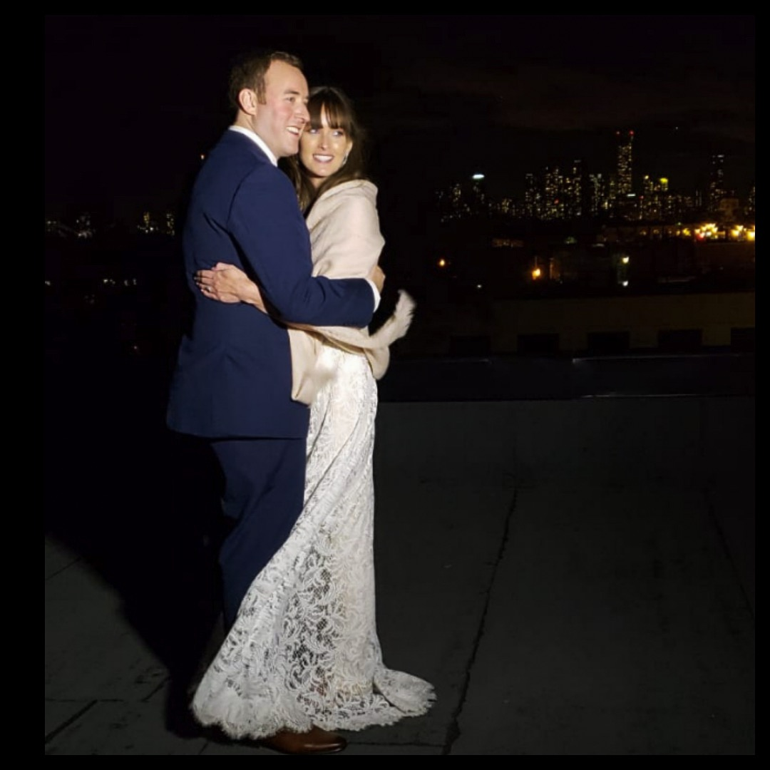 Toronto Skyline Wedding Shoot