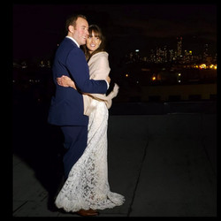 Toronto Skyline Wedding Shoot