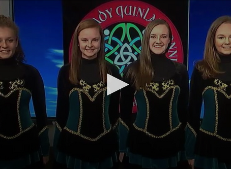 Midland Dancer's Go Green on St. Patrick's Day - ABC Columbia