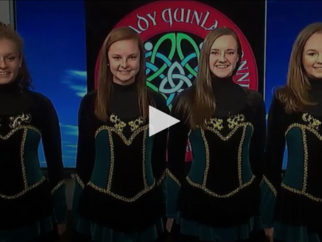 Midland Dancer's Go Green on St. Patrick's Day - ABC Columbia