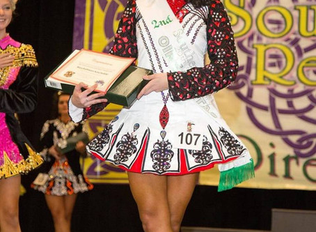 For USC Irish dance competitor, 'practice makes perfect'