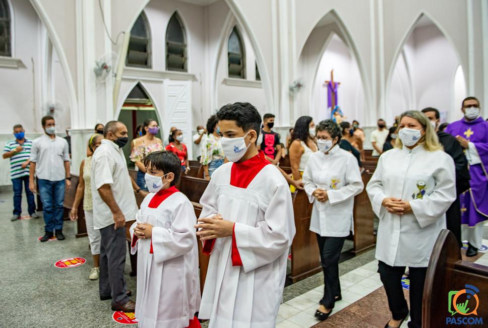 Missa do Senhor dos Passos - PASCOM (12)