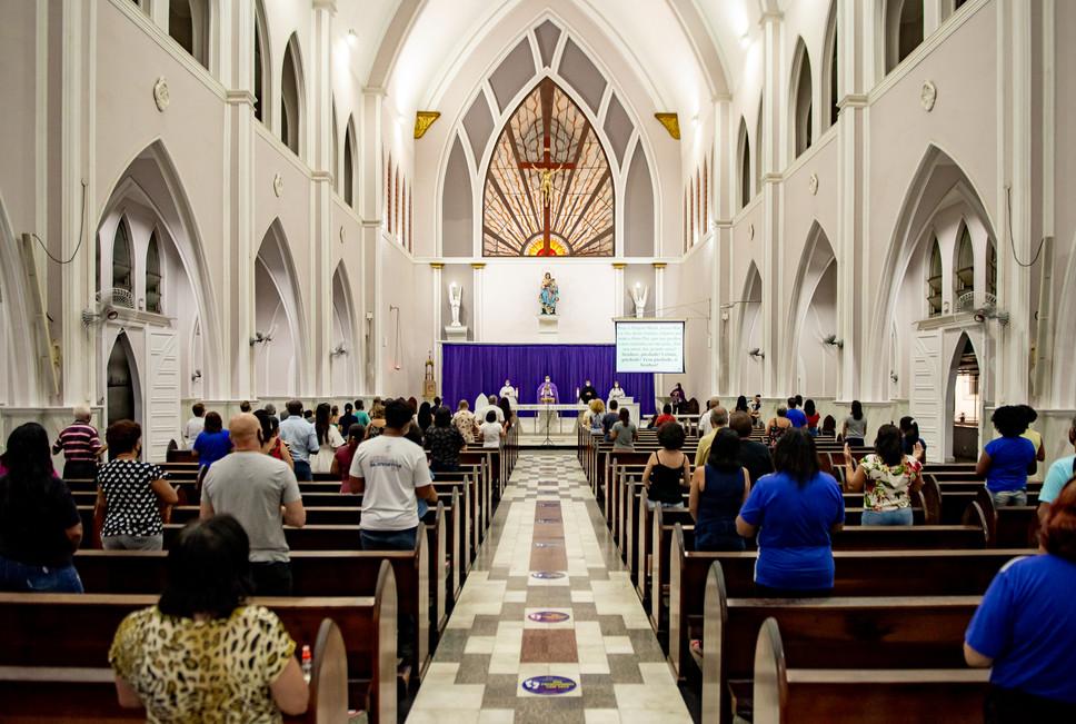 Missa do Encontro de Jesus e Maria 2021