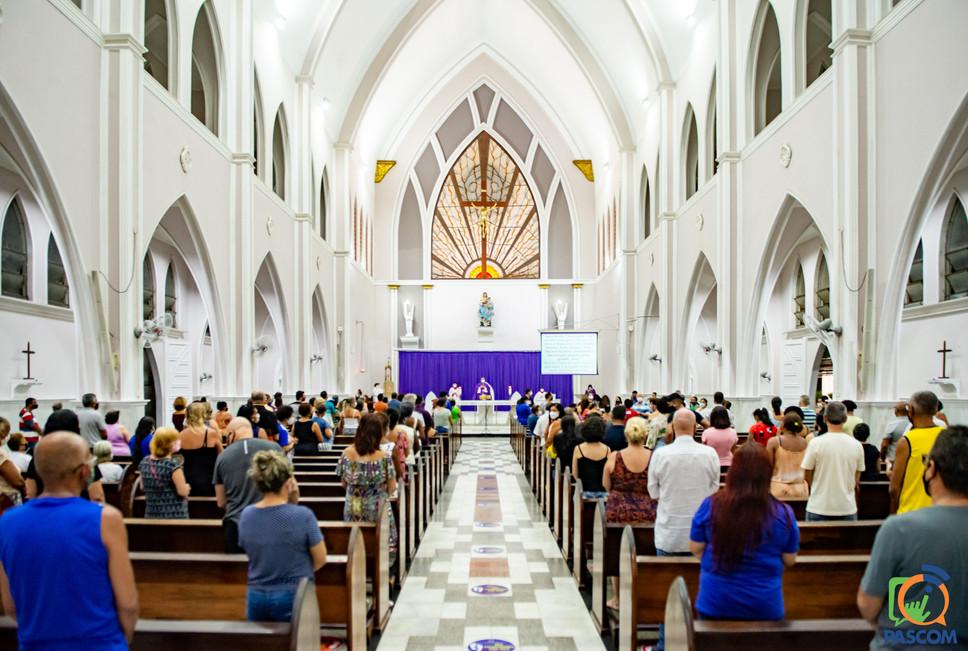 Missa do Senhor dos Passos - PASCOM (25)
