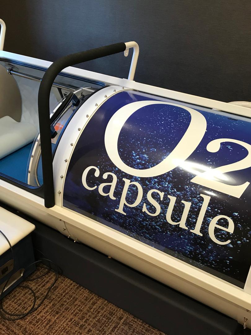 一人用酸素カプセル