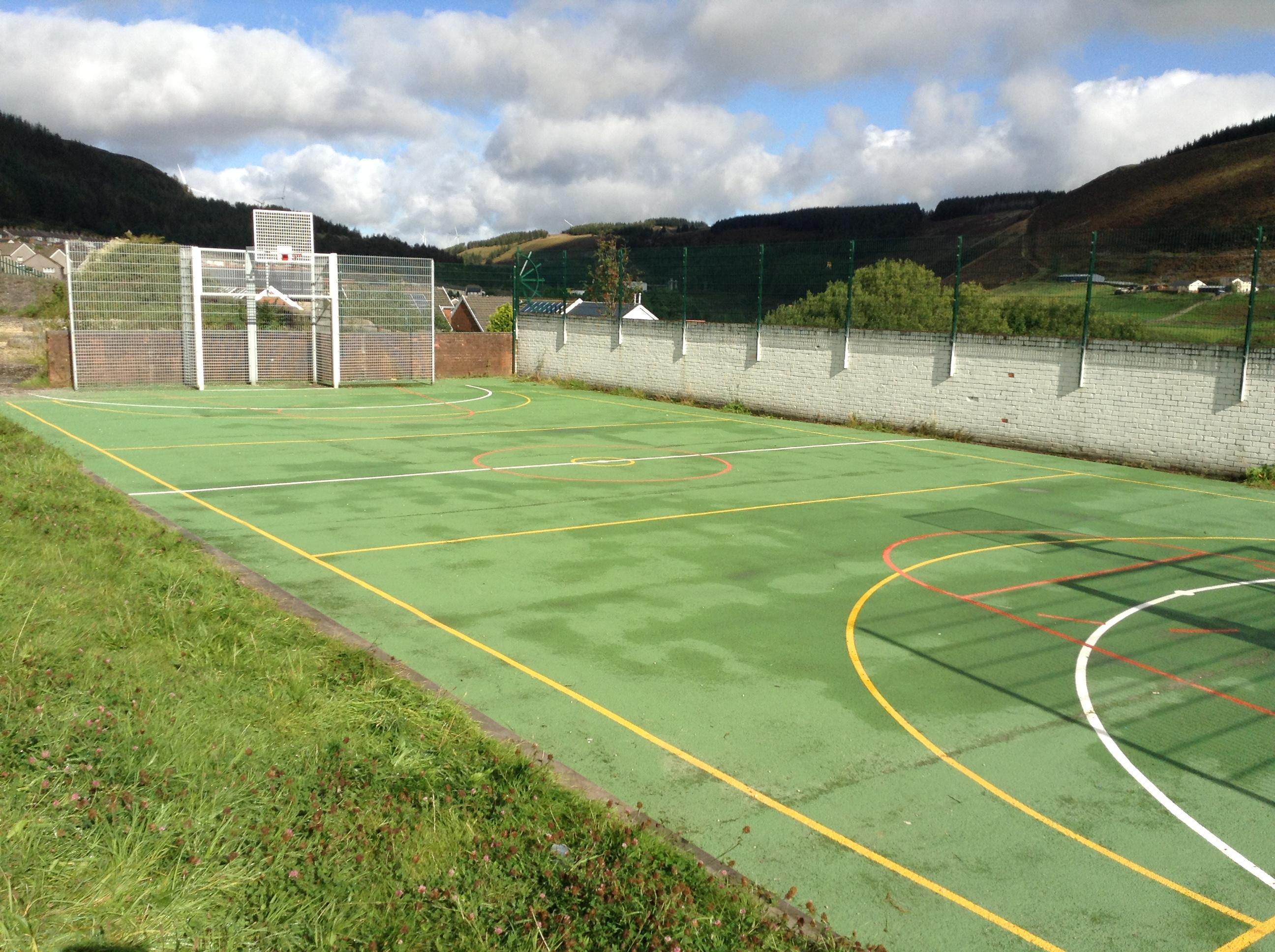 Sports Court 2