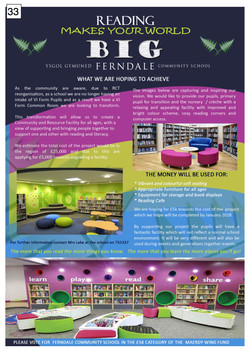 33. Ferndale Community School - Poster - 221017