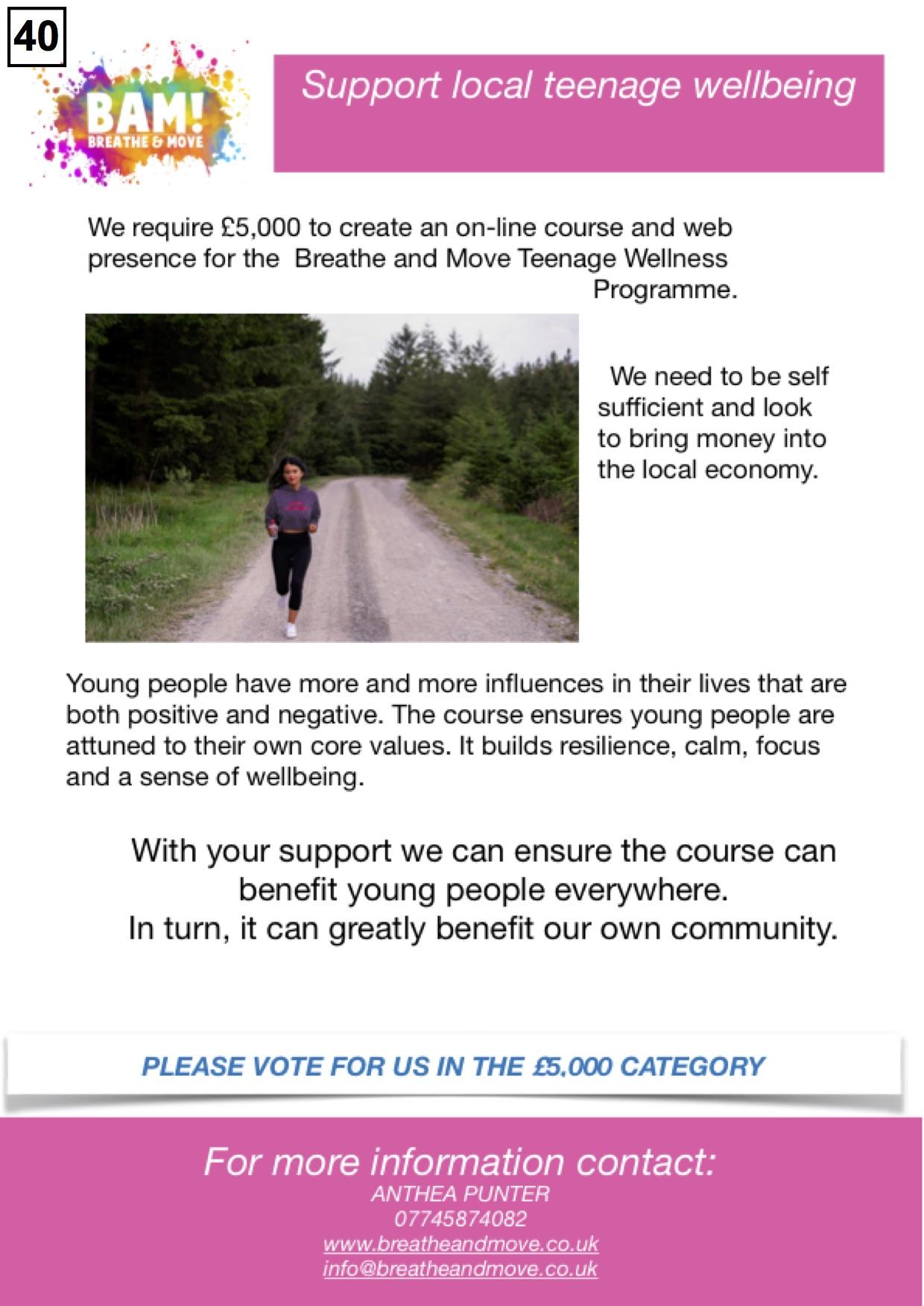 40. BAM - Poster £5000 - 300919