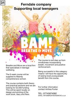 31. BAM - Poster £2500 - 300919