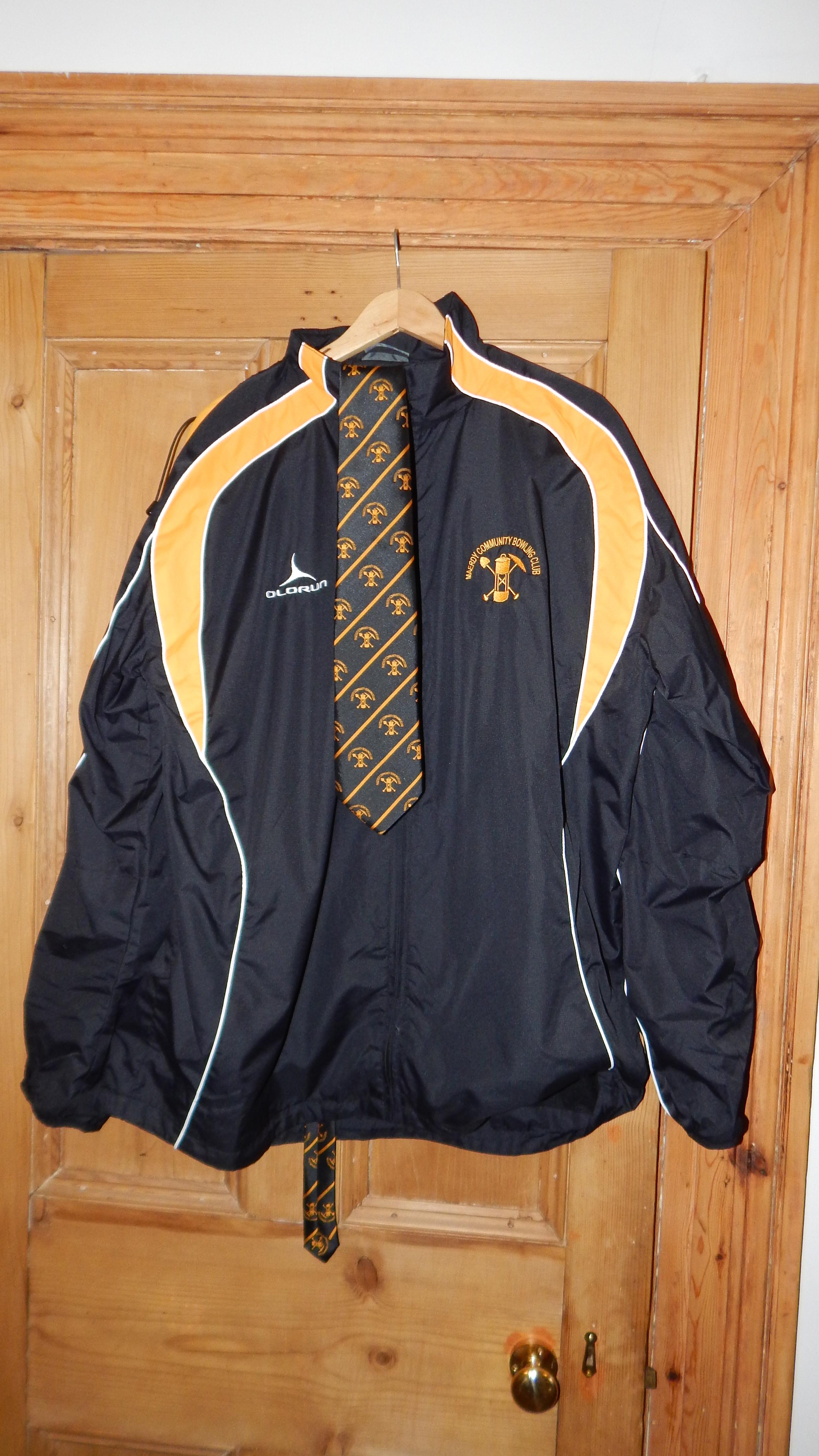 Bowling jacket & tie