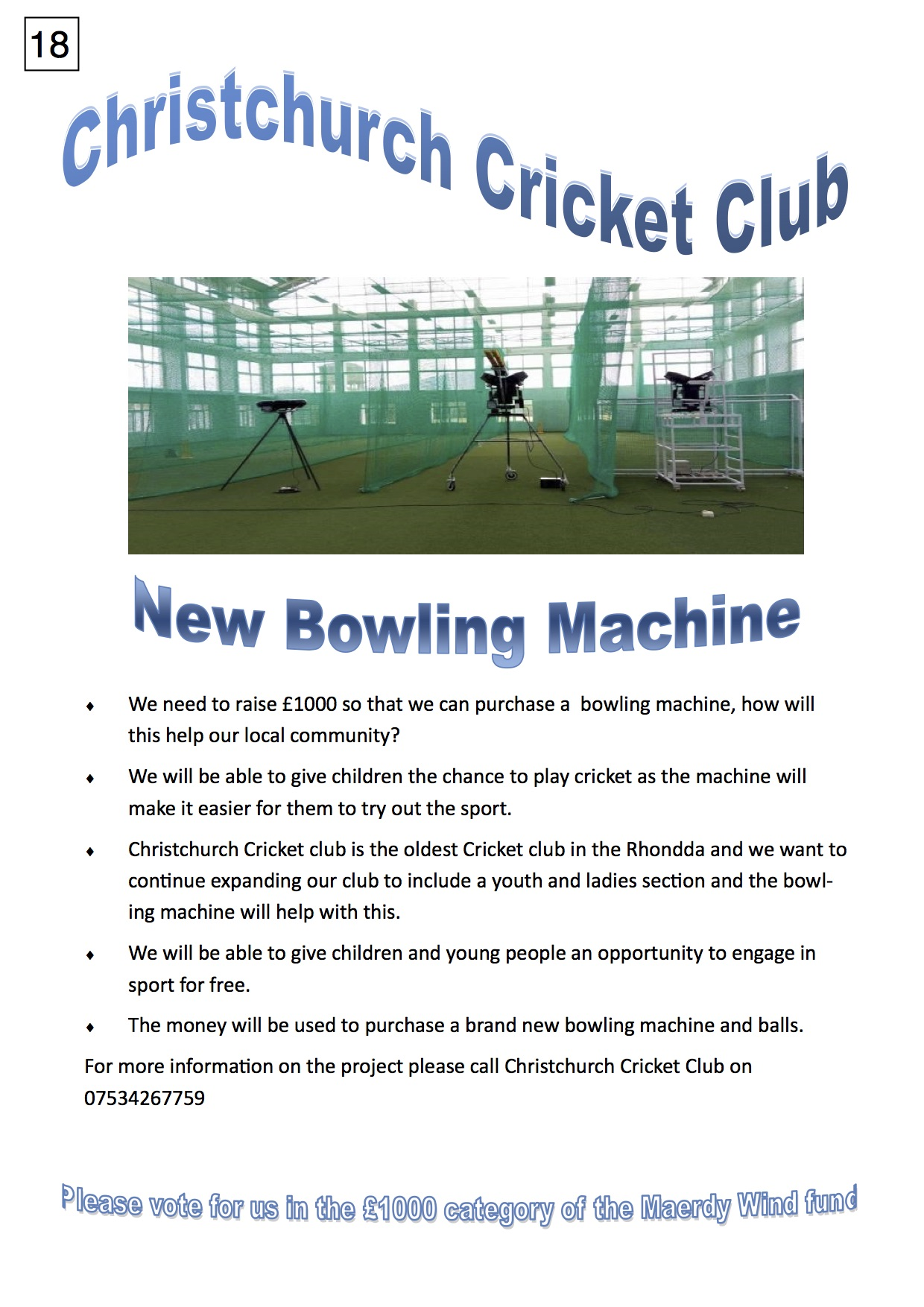 18. Christchurch Cricket Club - Poster - 241017