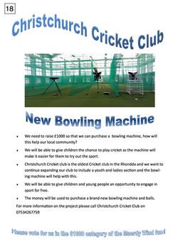 18. Christchurch Cricket Club - Poster - 241017