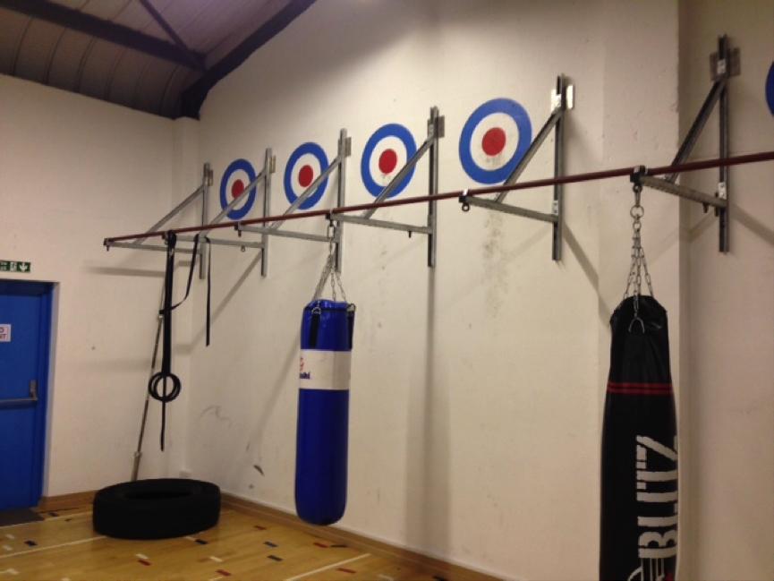 Infinity Fitness Gym, Photo 1 2013-14, 020414