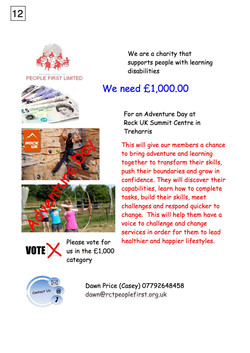 12. RCTPF adventure day - poster - 300917