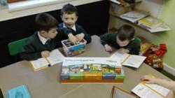 Photo Reading Scheme