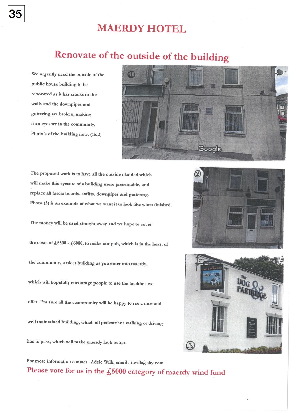 35. Maerdy Hotel - Poster - 221017