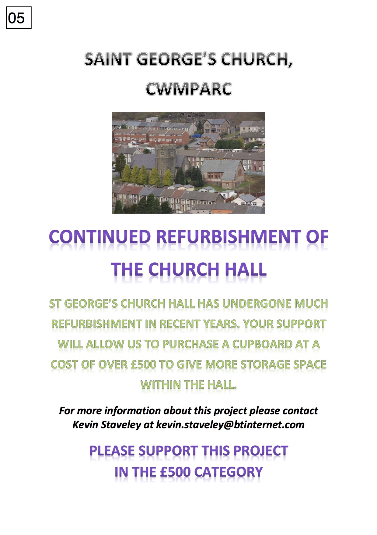 05._St_George's_Church_-_Poster_£500_-_271017