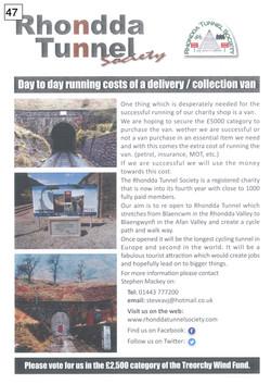 47._Rhondda_Tunnel_Society_-_£2500_Poster_-_300917_(1)