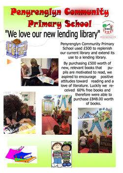 Penyrenglyn Primary Progress Report Jul15