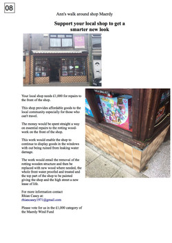 08. Ann's Shop - Poster - 221017