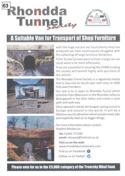 63._Rhondda_Tunnel_Society_-_£5000_Poster_-_300917