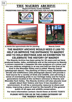 11. Maerdy Archive - Poster - 300917