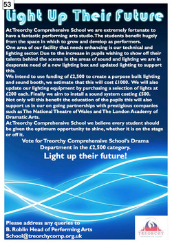 53._Treorchy_Comprehensive_-_Poster_£2500_Drama_-_300917